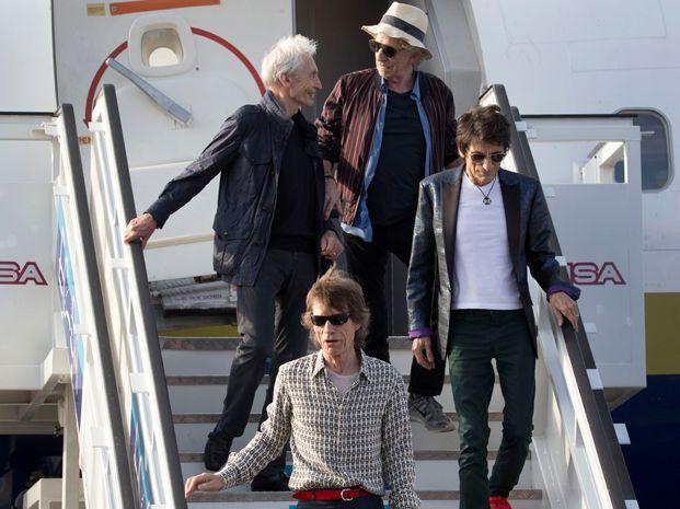 Cuba espera por el histórico recital de los Rolling Stones