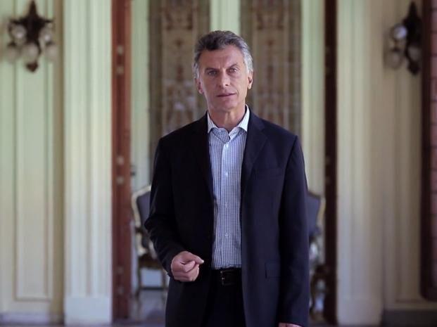 """Macri publicó un video en Twitter y pidió """"nunca más a la violación de derechos humanos"""""""