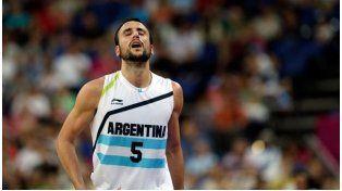 Manu Ginóbili confirmó que irá a los Juegos Olímpicos Río de Janerio 2016.   Foto: CABB