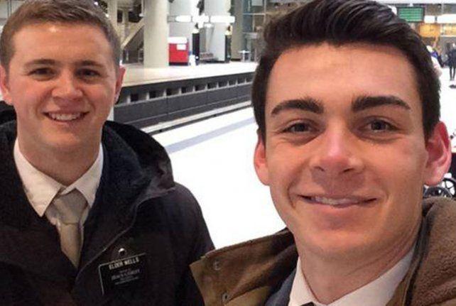 El joven que estuvo en los atentados de Boston, París y Bruselas y sobrevivió