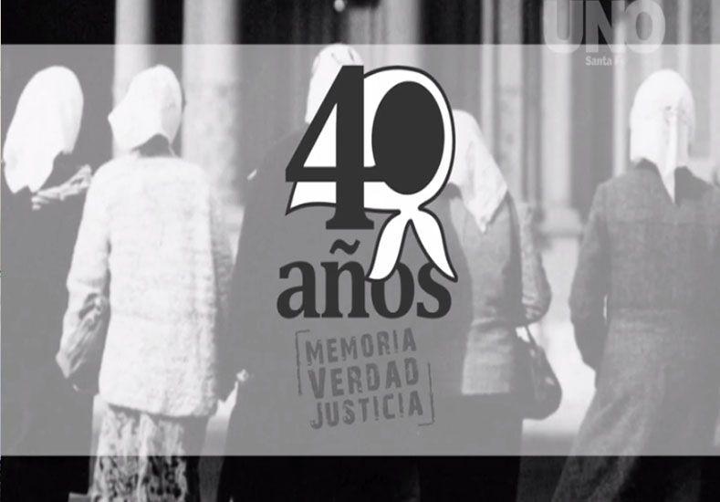 40 años del 24 de Marzo 1976