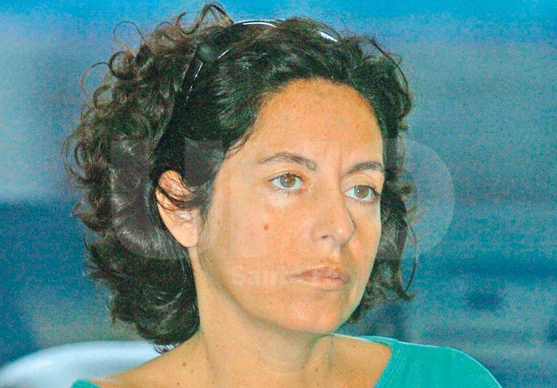 Marta Dillon –periodista y militante– tenía 10 años cuando la arrancaron de su cotidianeidad pero no de su vida. / José Busiemi.