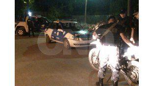 Ejecutaron procedimientos relámpagos en la ciudad de San Lorenzo