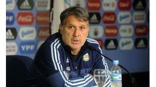 El Tata aseguró que en Córdoba el estadio va a estar lleno de hinchas de la selección