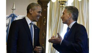 El presidente Obama se mostró como un admirador de las costumbres argentinas.