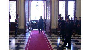 Seguí #ENVIVO la visita de Obama a la Argentina