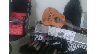 Santo Tomé: detuvieron a dos adolescentes y recuperaron elementos robados
