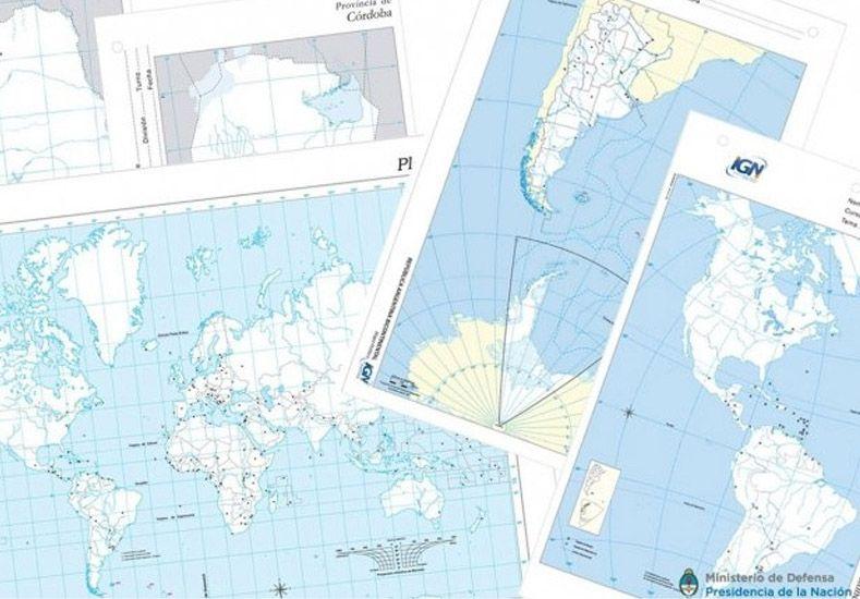 ¿Cómo bajar mapas escolares gratis del Instituto Geográfico Nacional?
