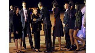 La agenda de Obama comenzará con el encuentro con Macri en la Casa Rosada