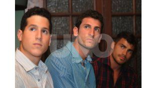 Los tres santafesinos que se preparan para hacer un buen papel en Río de Janeiro / Foto: José Busiemi - Uno Santa Fe