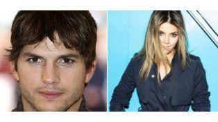 Natalie Pérez se calentó ante la versión de romance con Ashton Kutcher
