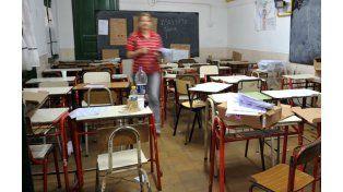 Los maestros de las escuelas públicas de la provincia no darán clases el 4 de abril.
