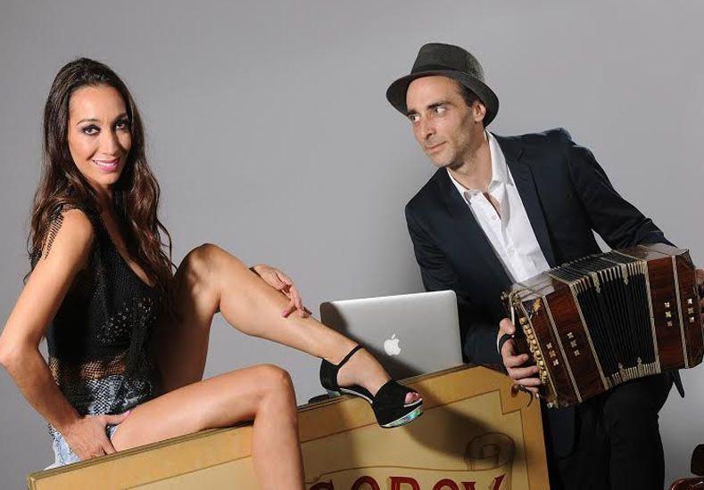 Mora Godoy llega a Santa Fe con su último espectáculo de tango