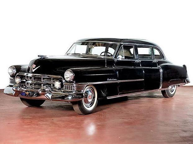 El vehículo fue vendido por 123.500 dólares