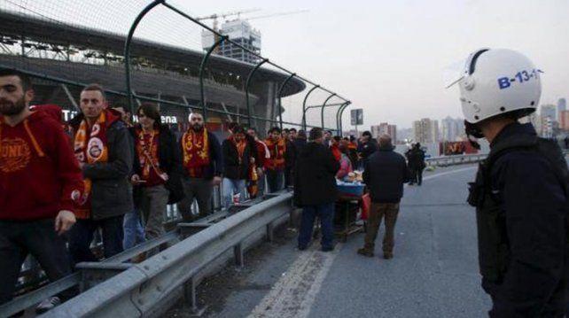 Suspenden el clásico turco por serio riesgo de atentado