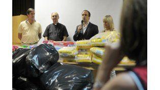 El Hospital de Niños recibió las donaciones del Festival de Guadalupe