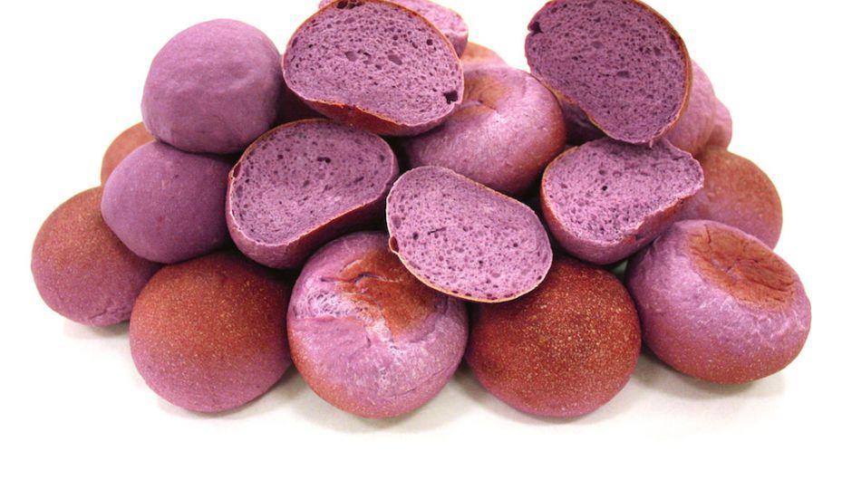 El pan morado, ¿un nuevo superalimento contra el cáncer?