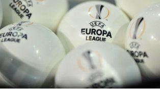 La Europa League también dio a conocer sus enfrentamientos