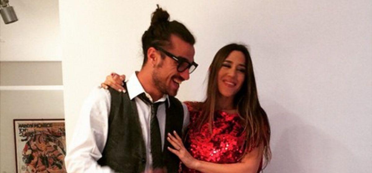 Daniel Osvaldo y Jimena Barón cenaron juntos en un restó peruano