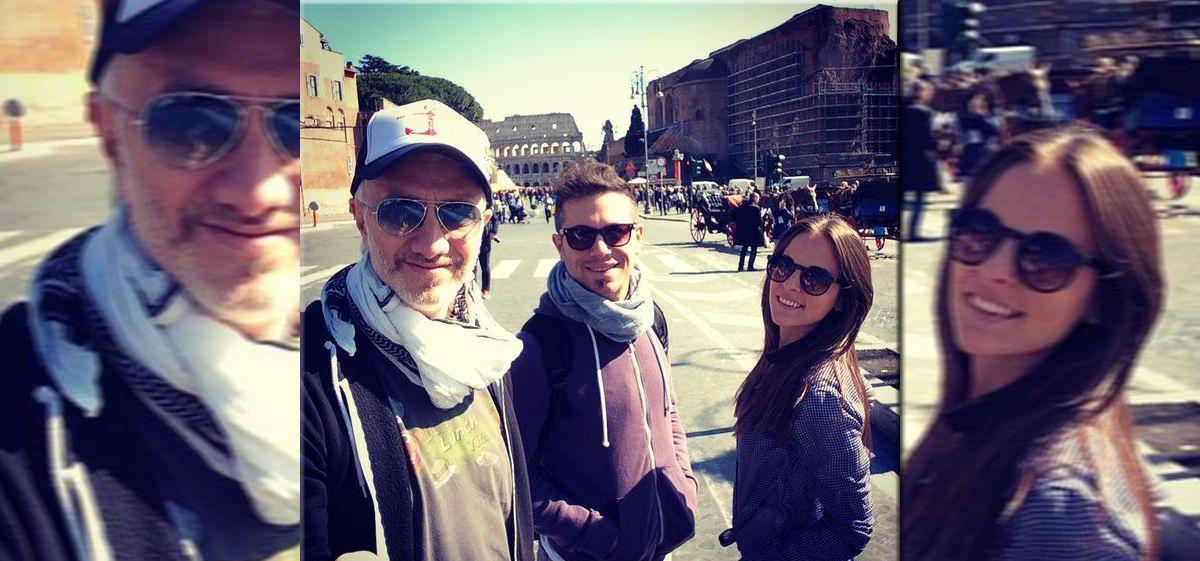 Andy Kusnetzoff será padre primerizo junto a su novia Florencia