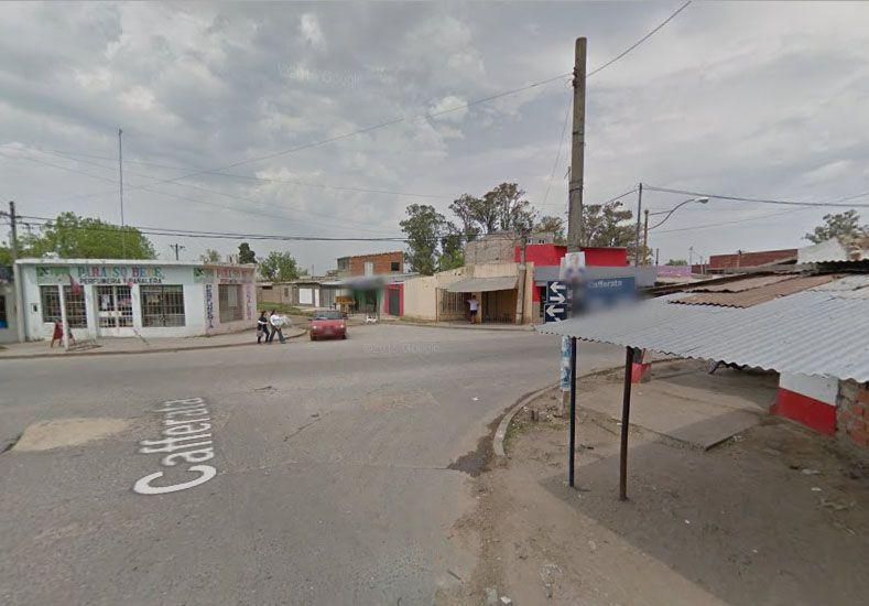 Un hombre murió en el incendio de un galpón en barrio Acería