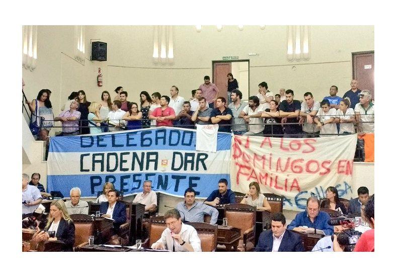 Rosario: critican la ordenanza que adhiere al Descanso Dominical