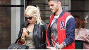 Wanda y Mauro desmienten rumores con fotos en Twitter