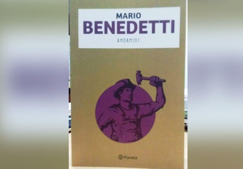 Este viernes pedí un nuevo libro de Benedetti