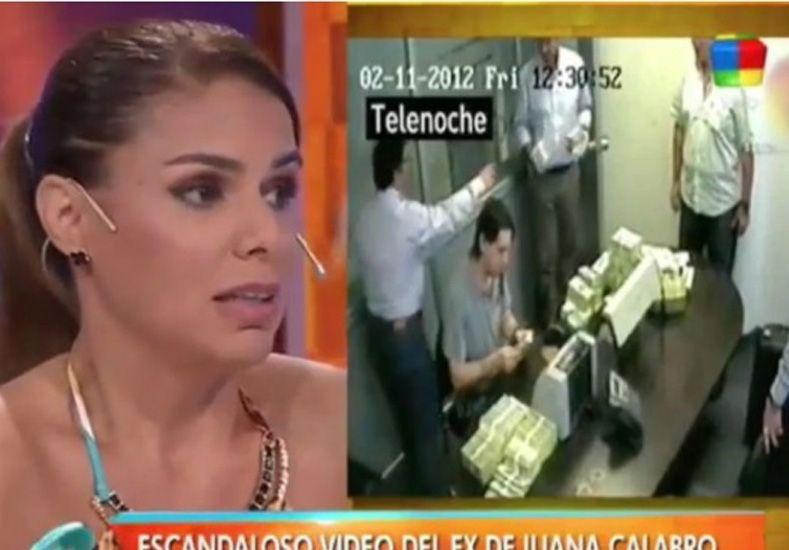 Marina Calabró, conmovida por el video de Fabián Rossi