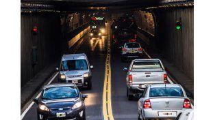 Reemplazarán la iluminación interior del Túnel Subfluvial por tecnología LED