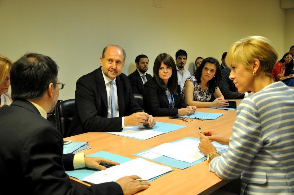 Perotti asumió como presidente de la comisión de Ciencia y Tecnología del senado