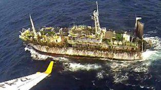 Qué dicen en China del hundimiento de barco pesquero en Argentina