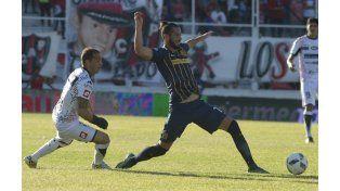 Marcelo Larrondo estaba en duda para el partido ante River y hoy se confirmó la gravedad de su lesión.