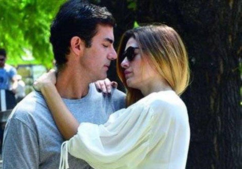Isabel Macedo enamoradísima de Urtubey