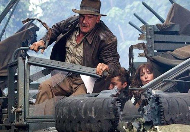 A los 77 años, Harrison Ford volverá a meterse en la piel de Indiana Jones por quinta vez