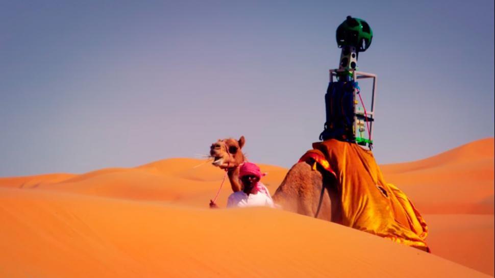 Emiratos Árabes Unidos financia estudios para hacer llover en el desierto