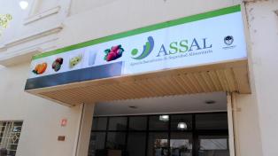 La ASSAL dio a conocer la lista de precios de frutas y verduras