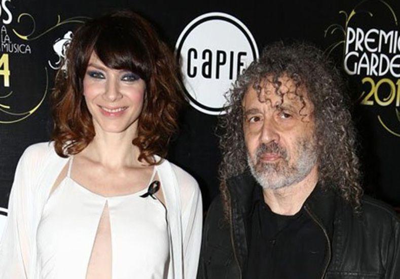 Romina Gaetani le chocó el auto a su novio, el guitarrista de Bersuit