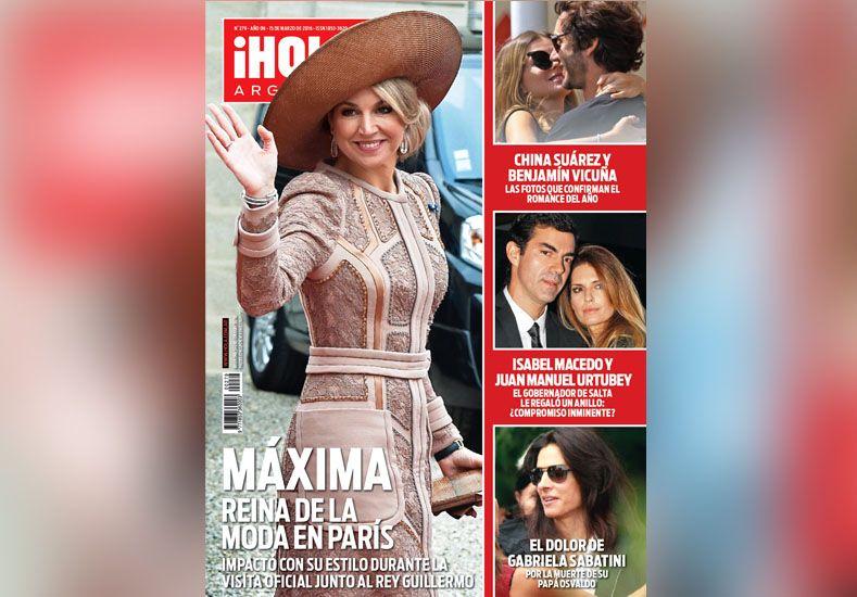 Este jueves llevate opcional la Revista Hola