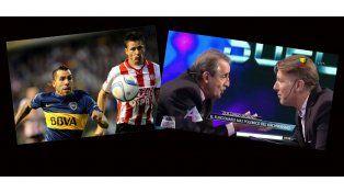 El fútbol y Alejandro Fantino, los pilares del lunes más exitoso para América