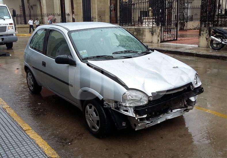 Se entregó el conductor que protagonizó un accidente fatal en la Costanera