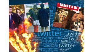 Candelaria Tinelli y Pampita se sacaron chispas en Twitter por Nacho Viale