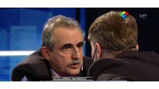 Momentos inolvidables de la tensa entrevista de Fantino a Guiillermo Moreno