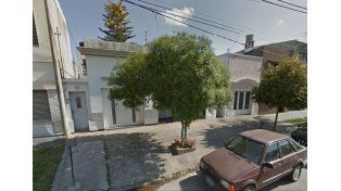 El lugar en donde ocurrió el crimen. / google maps