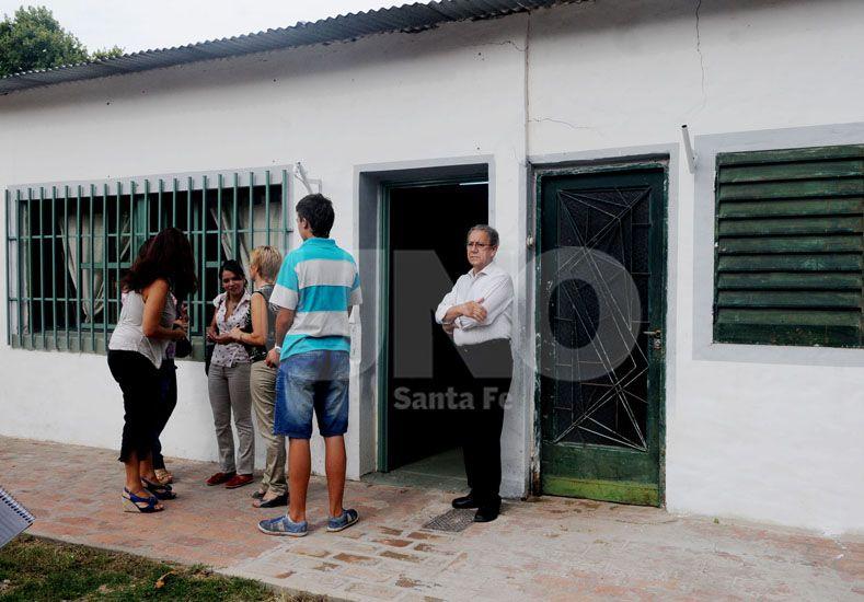 Concejo. La reforma tributaria aprobada en diciembre pasado provocó malestar en los vecinos de Rincón.UNO de Santa Fe/Manuel Testi