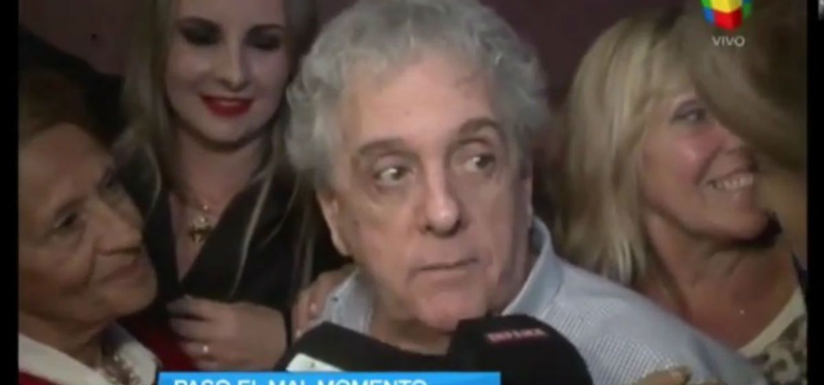 Antonio Gasalla: Me trataron como un enfermo terminal