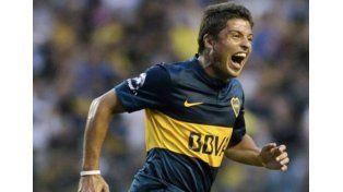 Boca es un cabaret: se filtraron fotos hot del delantero Sebastián Palacios
