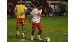 Gamba no solo será vital en ataque sino también para marcar.