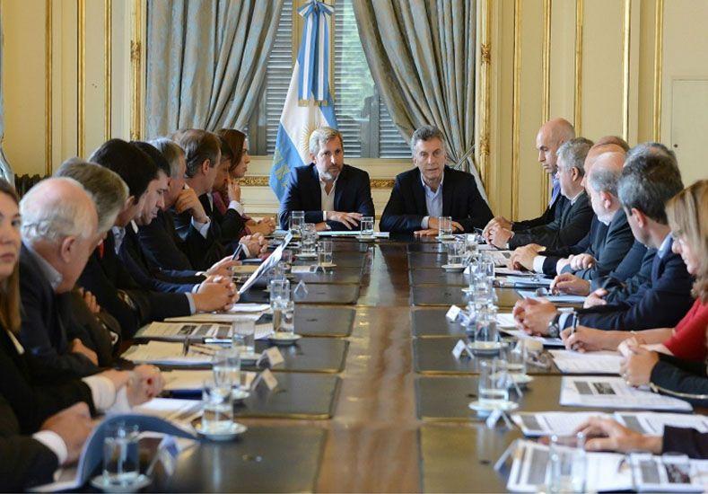 Tres gobernadores apoyan el proyecto de pago a los holdouts: entre ellos Lifschitz