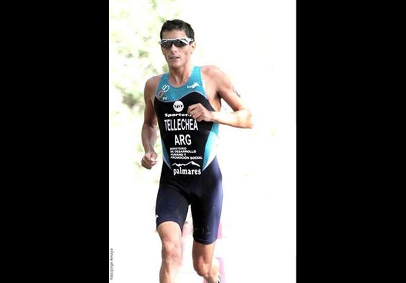 Tellechea finalizó sexto en Australia y reafirma su clasificación a Río